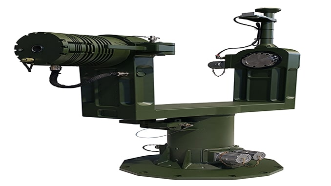 UAVOS Launches 3rd Generation Of Heavy-Duty Pan Tilt Tracking Platform For Payloads Up To 130 kg