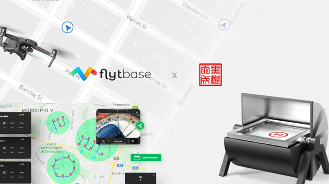 FlytBase & Heisha Collaborate to Offer a Low-Cost Automated Drone-in-a-Box Solution