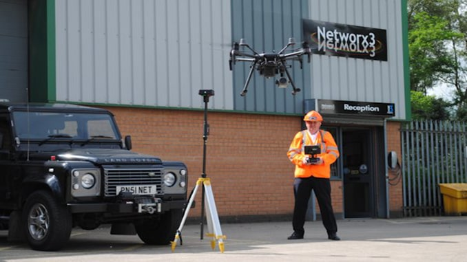 Networx3 Drones' boss joins team at ARPAS-UK