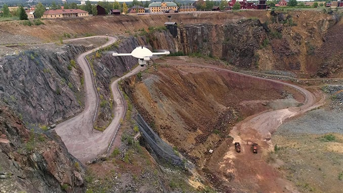 DOWN TO EARTH, a Surveyor Reality-TV Style Series, Returns to Premiere the Challenges of Surveying the Great Pit in Falun, Sweden