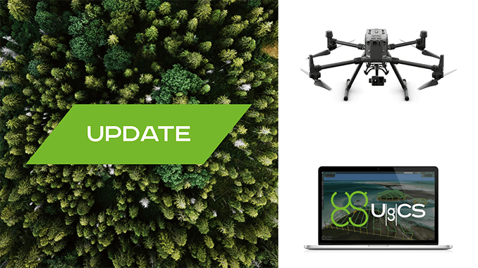 SPH Engineering announces the release of UgCS update, adding the support for DJI M300