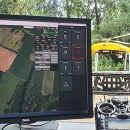 SPH Engineering, Velos Rotors partnership augments the first single rotor helicopter taking off, surveying