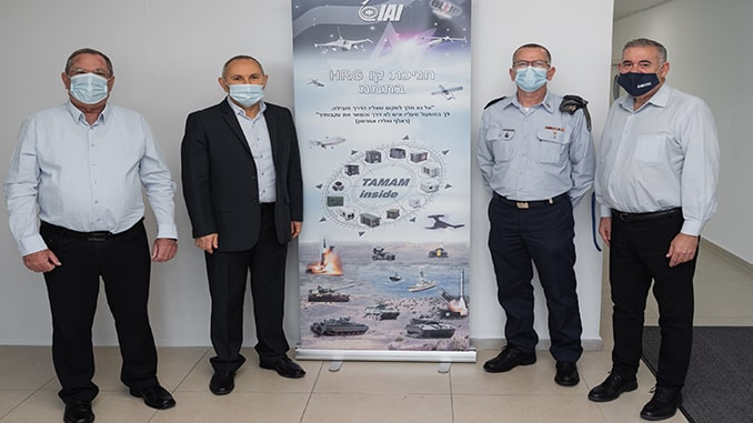 IMOD DDR&D and IAI Inaugurate Advanced Navigation Technology Center