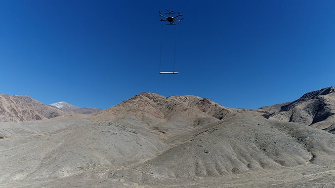Accelerating exploration for geothermal energy with UAV magnetometry conducted in North-Central Nevada