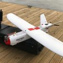 Aeromapper Talon Amphibious being used for whale research