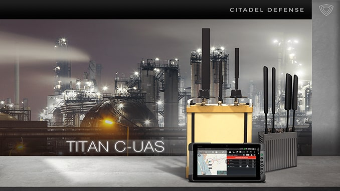 Citadel Defense Releases TAK-based Drone Security Platform for Military, Government, and Emergency Response Teams