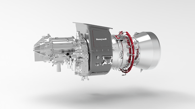 Honeywell's newest turbogenerator will power hybrid-electric aircraft, run on biofuel
