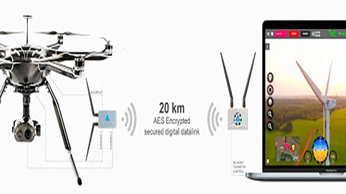 Sky-Drones SmartLink Product Update