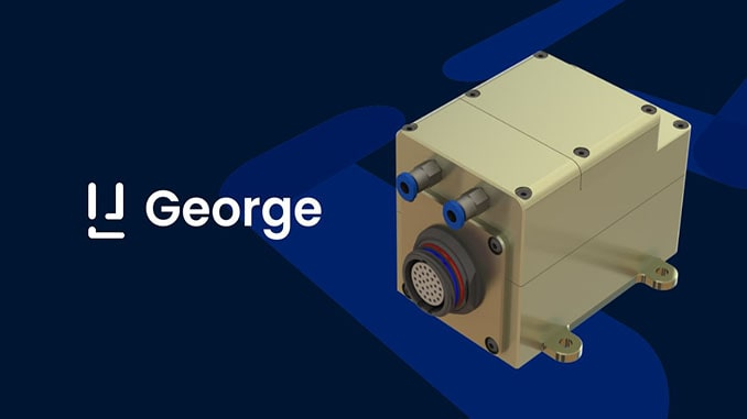 uAvionix Welcomes George to the Team – the World's Most Affordable, Certifiable Enterprise UAS Autopilot
