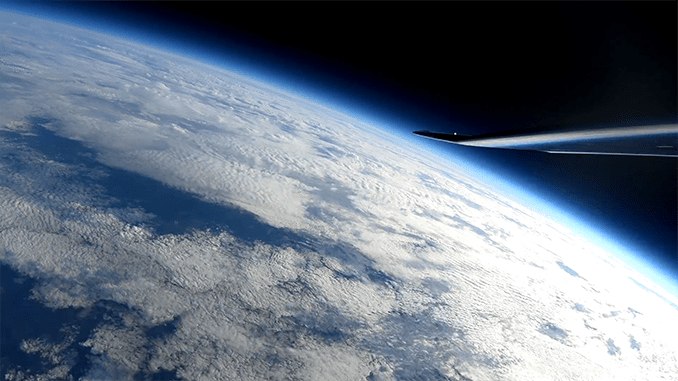 UAVOS and STRATODYNAMICS Test HiDRON Stratospheric Glider To Validate Flight Control And Payload Data