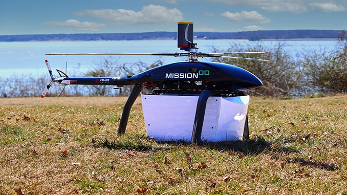 MissionGO Achieves Critical FAA Milestone, Takes Next Step to Offering Unmanned Aircraft Cargo Delivery