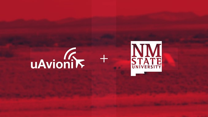 uAvionix to Deliver SkyLine Managed C2 Capability with NMSU at NM UAS Flight Test Site