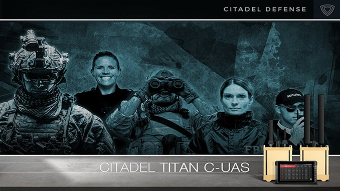 Citadel Defense Digitizes CUAS Training for Military and Government