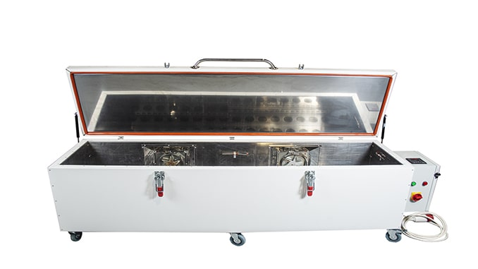 UAVOS Designs Curing Oven for Composite UAS Components