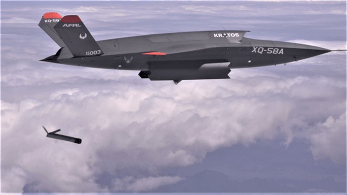 Kratos XQ-58A Valkyrie Successfully Completes Sixth Flight, Including First Payload Release from Internal Weapons Bay