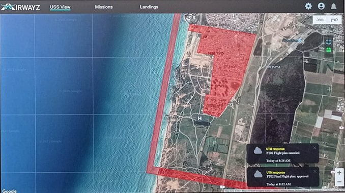 Airwayz AI-based systems to spearhead world's first real-world use-case of multiple drone fleets in urban airspace