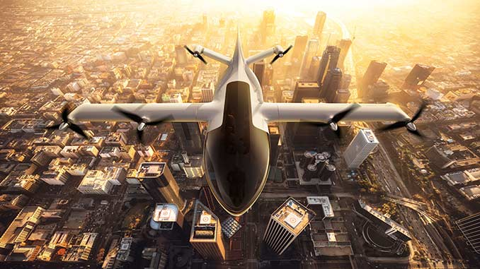 Honeywell, Denso ascend into urban air mobility with expanded alliance