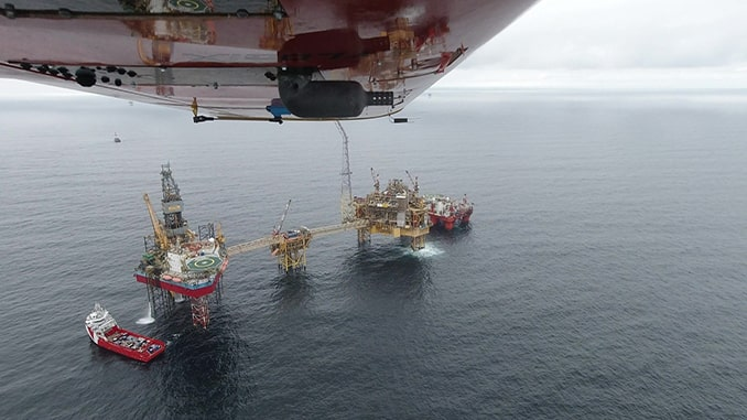 Flylogix and SeekOps hit major milestone in offshore emissions monitoring using BVLOS UAS operations
