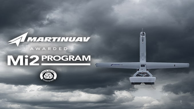 US Navy unmanned aircraft program to utilize MPU5 radios