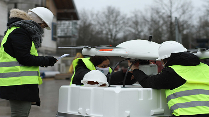Microdrones Welcomes RSS-Hydro as New European Distributor