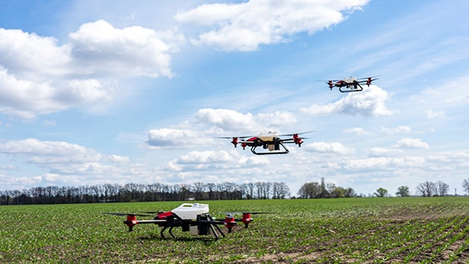 XAG Sets Out Roadmap in Ukraine to Create Autonomous Farms with Drones