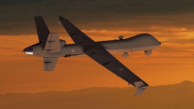 GA-ASI to Provide Mid-Life Update to Italian Air Force MQ-9 RPA