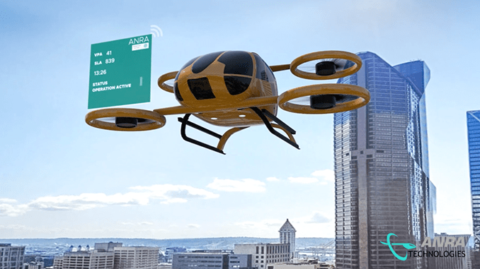 ANRA Technologies Wins NASA's Next Big Advanced Air Mobility Project