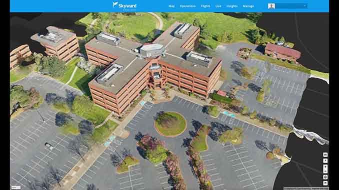 Skyward, A Verizon company introduces mapping and modeling powered by Pix4D