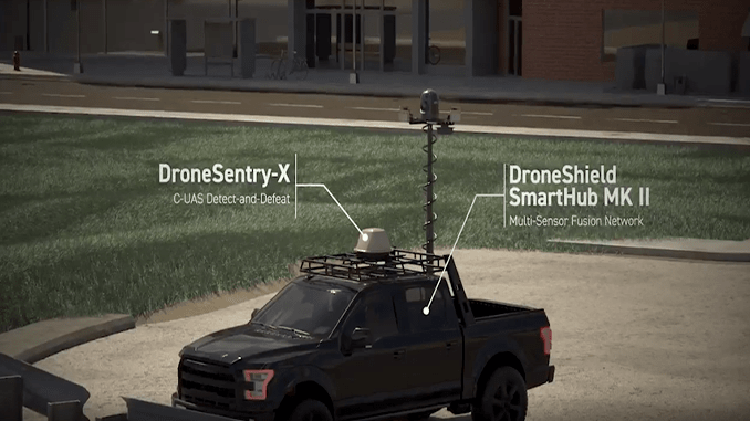 DroneShield Ltd Releases TIPS-C Video
