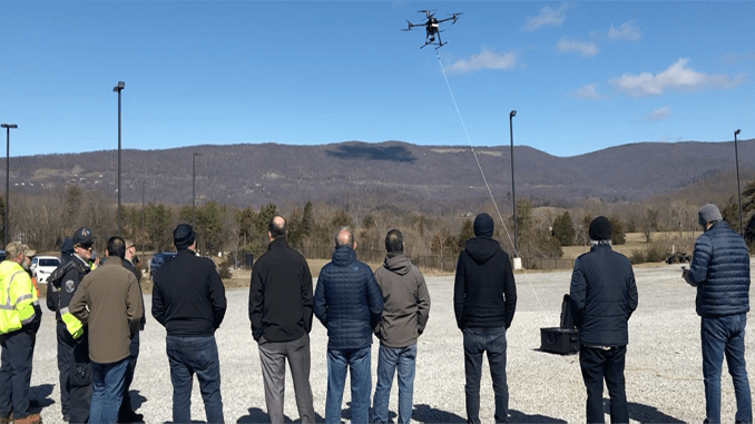 DroneShield Expands into Tethered Counterdrone Space