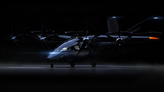 Avolon and Vertical Aerospace Announce World's Largest eVTOL Aircraft Order - UASweekly.com