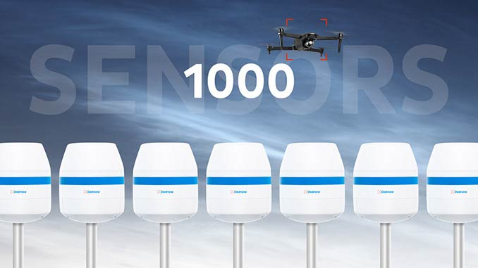Dedrone Most Trusted Airspace Security Solution Worldwide