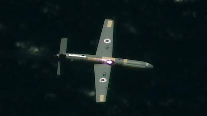 Israel Intercepts UAS with Airborne High-Power Laser System