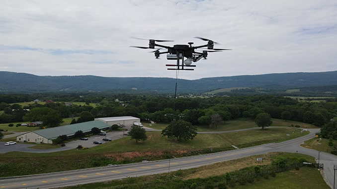 Zenith AeroTech Keeps Tethered Aerial Vehicle Aloft for 108 Hours of Continuous Flight