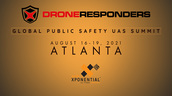 Registration Open for Public Safety UAS Training Events