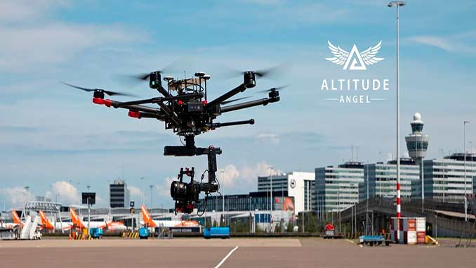 LVNL Trials of GoDrone app Issuing ATC instructions to Drone Pilots Hailed a 'Success and a Milestone'