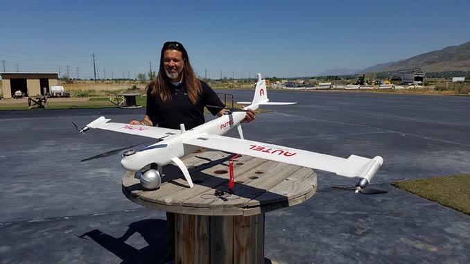 'Drone Jesus' Joins Autel Robotics
