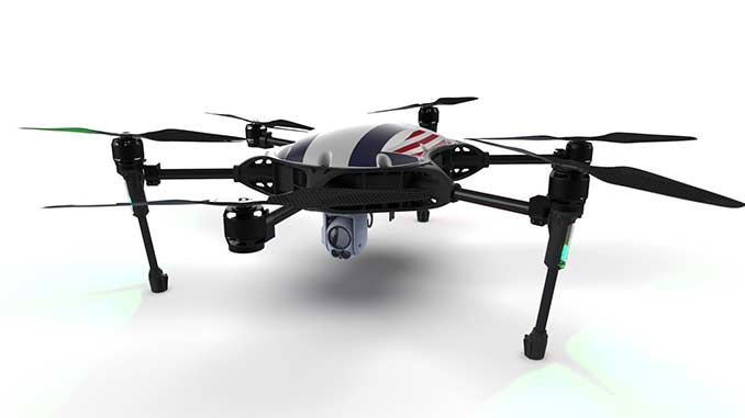 Easy Aerial Launches World's First Hybrid Tethered and Free Flying Drone-In-A-Box System