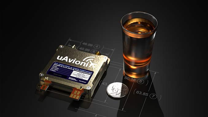 uAvionix Receives 2nd DoD AIMS Certification with RT-2087/ZPX-A