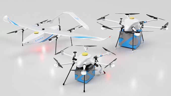 Speedbird Aero Signs Multi-Phase Integration Project with ParaZero for New Fleet of Autonomous Delivery Drones