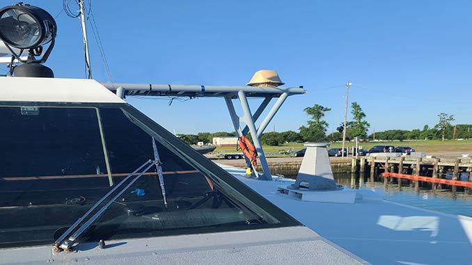 DroneSentry-X Successful U.S. Navy Demonstration