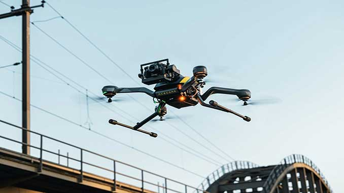 Acecore Technologies launches the Zoe Zetona- a new commercial drone that puts the payload upfront