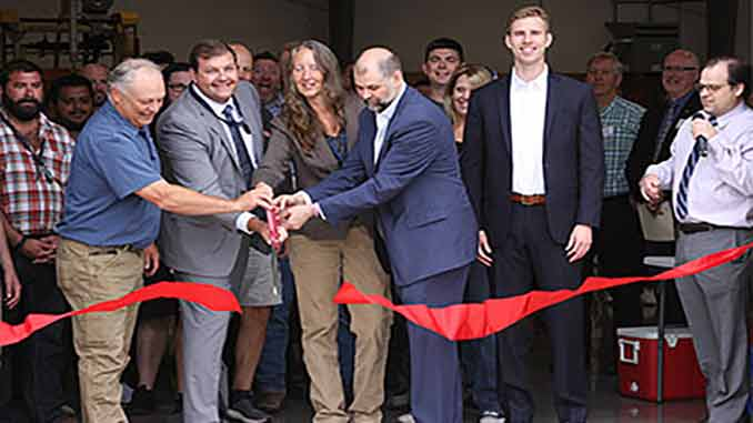 Northwest UAV Hosts Grand Opening Event for Their Hydrogen Fuel Cell Manufacturing Center