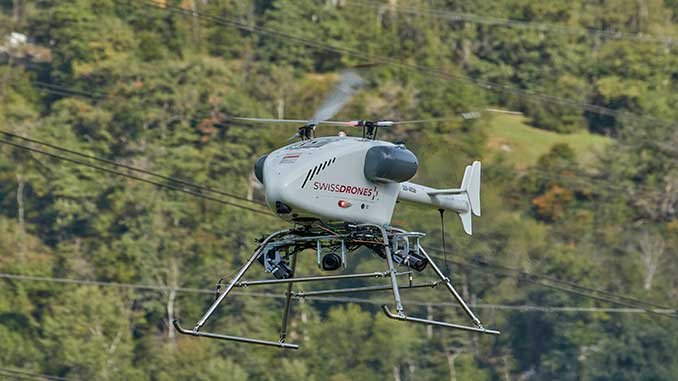 SwissDrones Operating AG Launches in Asia Pacific Region