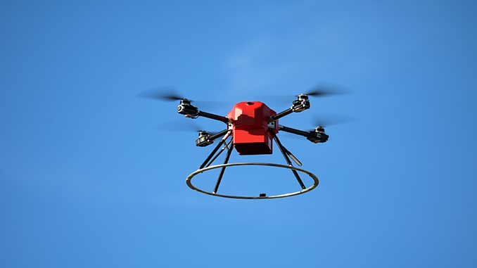 Stockpile Reports Selects American Robotics to Build Out Automated Drone Program