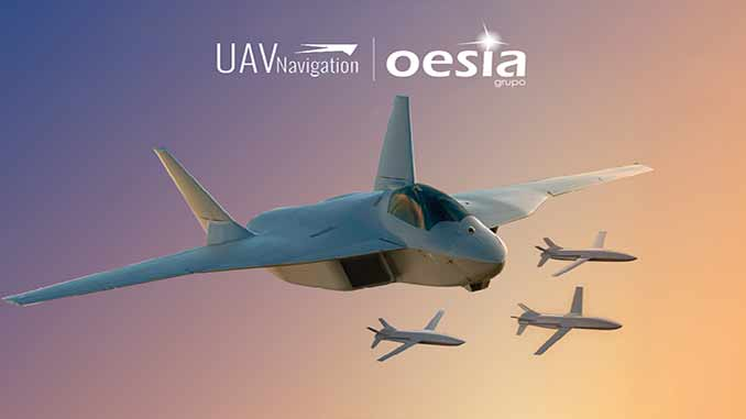 Grupo Oesía Invests in the Unmanned Aerial Vehicle Sector with UAV Navigation