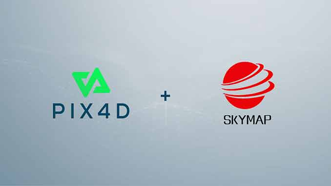 Pix4D entering into an exclusive reseller partnership with Beijing Skymap Technology Co., Ltd. for mainland China