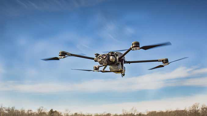 UAV Solutions, Inc. Delivers AsUAS Ghost 60 Platforms to Special Operations Forces
