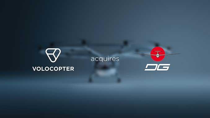 Volocopter Secures Production Organisation Approval