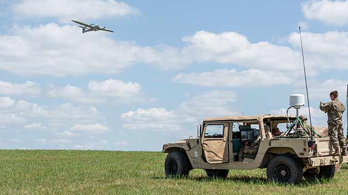 AeroVironment Selected by U.S. SOCM for $22 Million BLOS ISR Services Award Under Mid-Endurance UAS IV Program